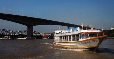 ประกันภัยสำหรับผู้โดยสารเรือโดยสารรับจ้าง
