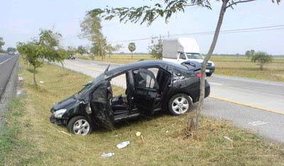 การขอรับค่าเสียหาย กรณีประสบอุบัติเหตุจากรถยนต์