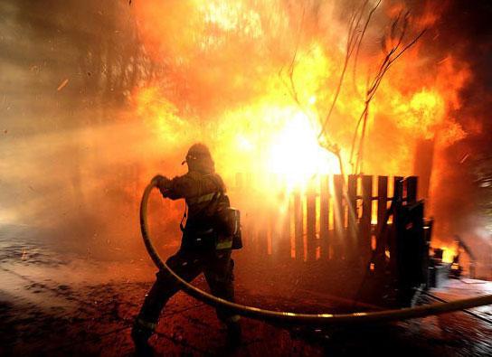 การประกันอัคคีภัย ( Fire Insurance )