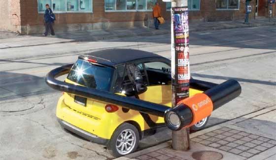 lock-car