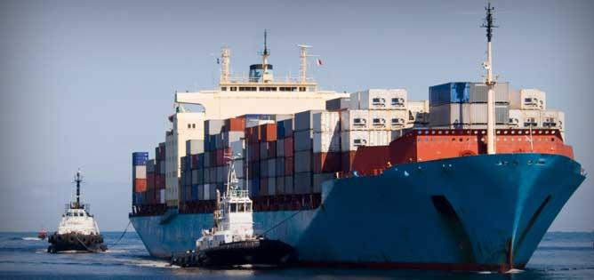 การประกันภัยทางทะเลและขนส่ง