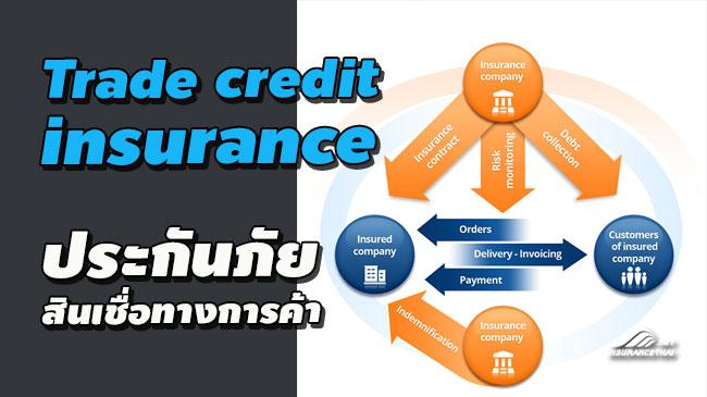การประกันภัยสินเชื่อทางการค้า Trade Credit Insurance